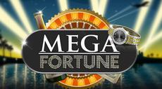 Mega Fortune Jackpot pokie