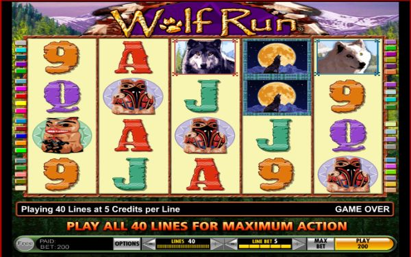 free online slot machines wolf run  android