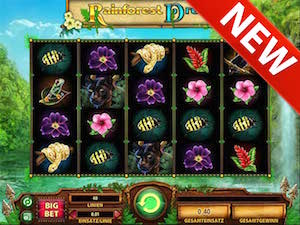 Rainforest Dream Slot - Play the Free WMS Casino Game Online