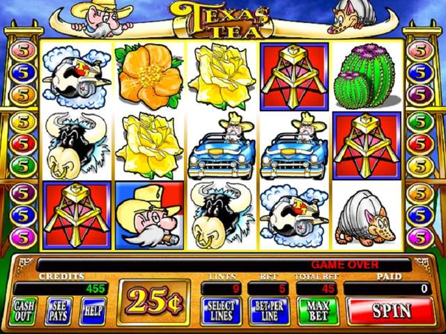 Play Texas Tea Online | Grosvenor Casinos